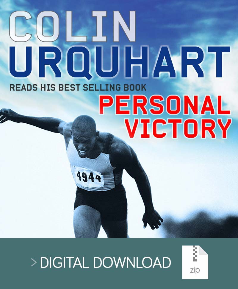 Personal Victory - Colin Urquhart