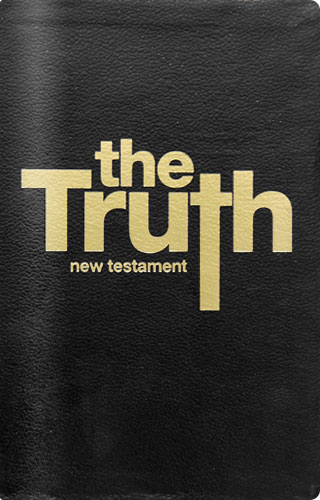 The Truth New Testament - Study Edition [Black] - Colin Urquhart