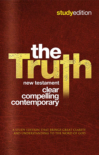 The Truth New Testament - Study Edition - Colin Urquhart